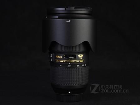 尼康二代变焦镜头 尼康24-70mm f2.8促