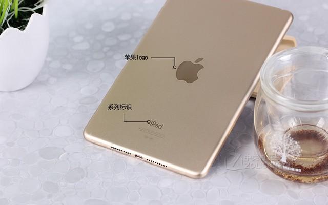苹果 iPad mini 4金色 logo图
