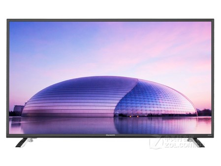 html   创维55x5  55英寸六核平板液晶电视,背光源采用直下式led,屏幕