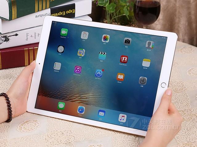 苹果12.9英寸 iPad Pro 售价5250元