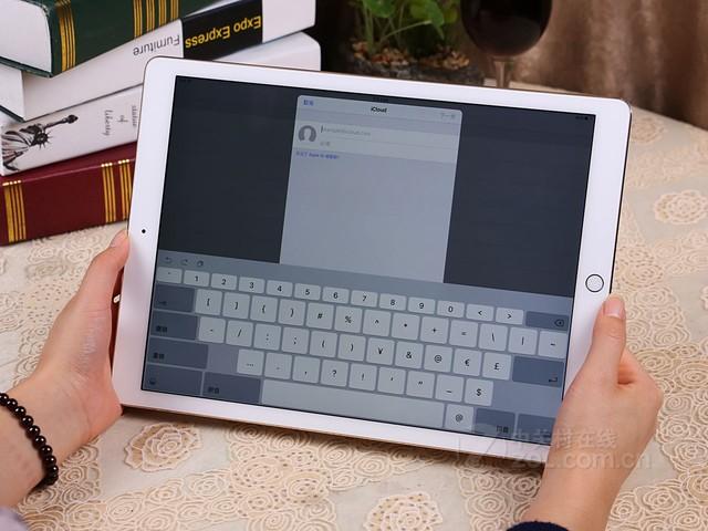 128GB 12.9英寸iPad Pro 售价5856元