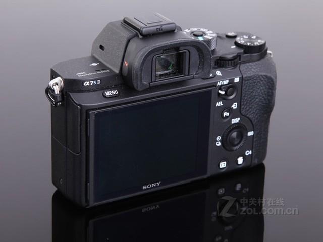 全手动操作单机 索尼A7SII相机济南促销