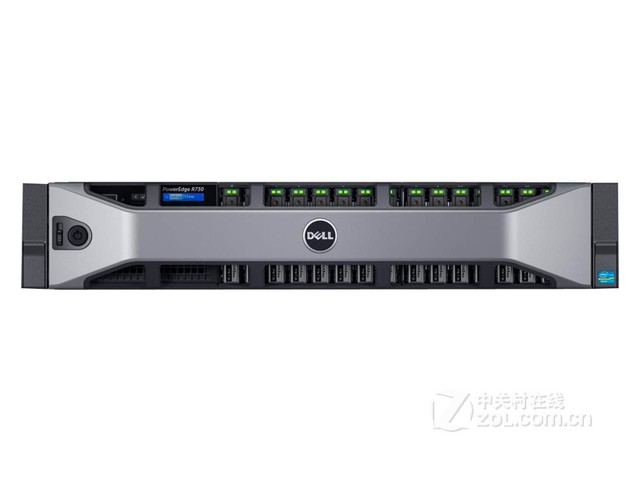 高性能戴尔PowerEdge R730 售价15675元