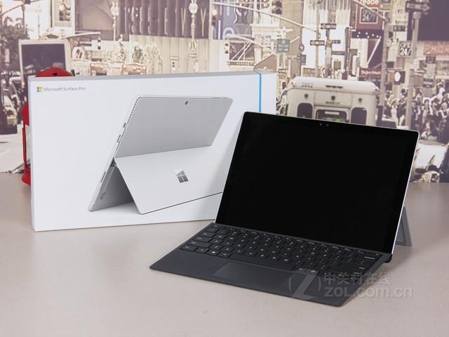 微软surface pro4 i5 256键盘套装9300元