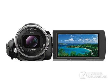 索尼新款高清摄像机PJ675 年终促销3999