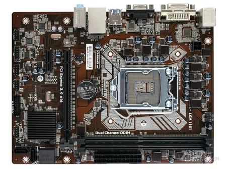 七彩虹C.H110M-K全固态版 V20仅售450元