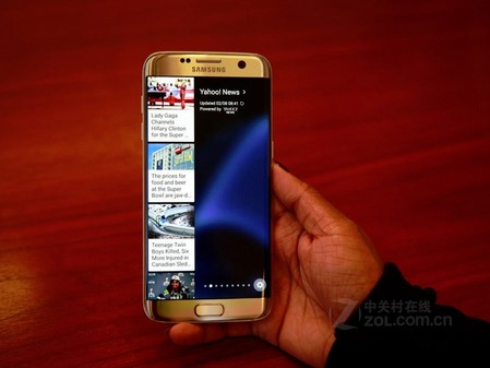 曲面大屏手机首选 三星S7 Edge售5780元-三星