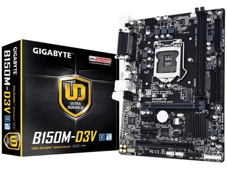 支持第七代酷睿CPU 技嘉B150热销太原