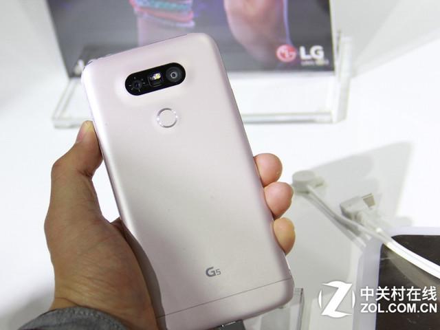济南手机分期购机 LG G5初冬特惠4500元