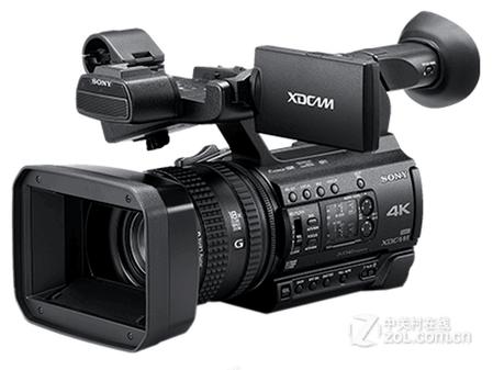 1英寸版4K摄像机 索尼PXW-Z150报20800元