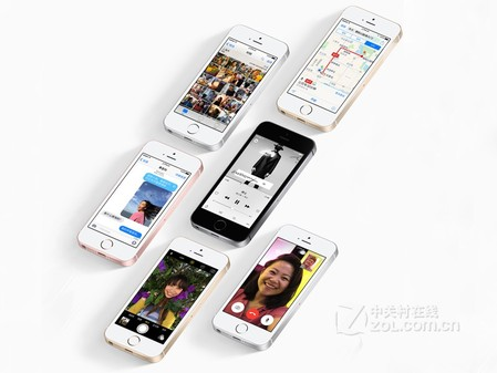 iphone se内置壁纸