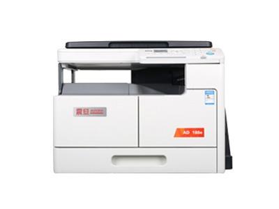 0震旦AD188e复印机 复印打印扫描等等全靠它