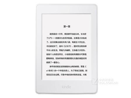 亚马逊 Kindle Paperwhite电纸书贵州958元