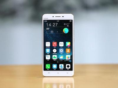 图为:vivo x6splus手机分期付款