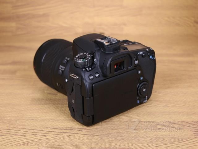 只为拍摄更美 佳能80D(18-135mm)促销
