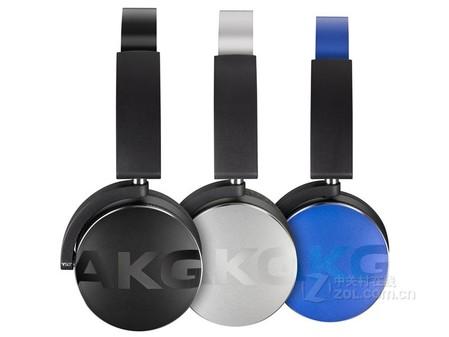 重低音蓝牙耳机  AKG Y50BT售1095元