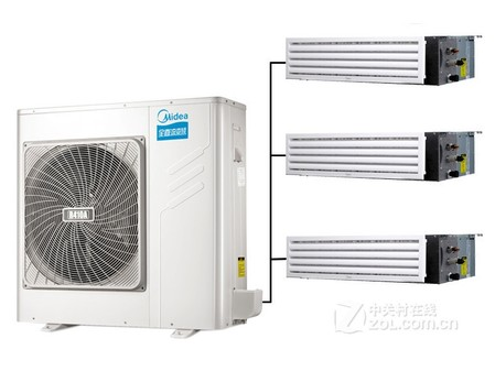 中央空调设计 美的MDVH-V100W报2万