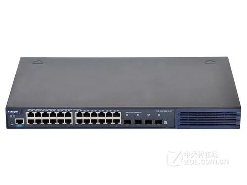锐捷网络RG-S3760E-24P交换机仅2000元
