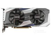 影驰GeForce GTX 1060虎将 显卡很实惠
