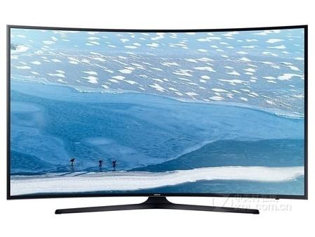 超高清曲面电视 三星65KU6880特价7699元