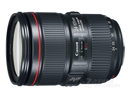 联保行货佳能24-105F4 2代镜头售6499元