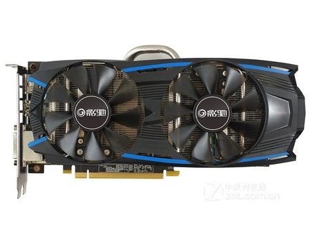 影驰GeForce GTX 1060黑将安徽1600元