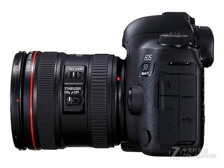 高画质新定义 佳能5D4(24-70mm)报28000元-