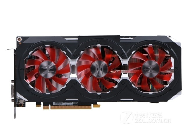 影驰GeForce GTX 1060 GAMER 6GB售价2078元