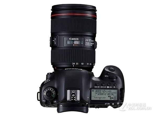 佳能数码相机 5DIV 24-105套机枣庄促销