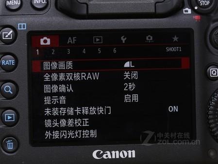 势加入4K视频拍摄佳能 5D IV 单反相机贵州售