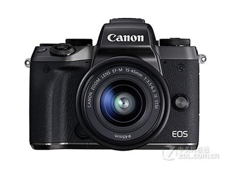 搭载防抖镜头 佳能微单M5套机仅5366元