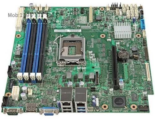 intel s1200v3rpm原装工包主板仅1150元