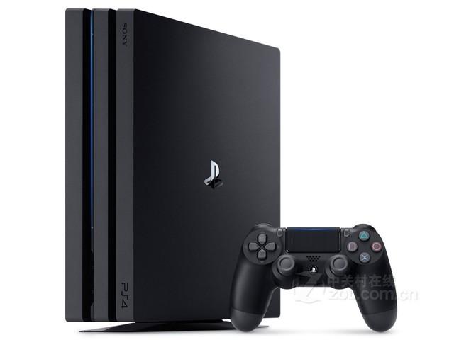 索尼PS4 Pro(1TB)电玩地带售价2999元