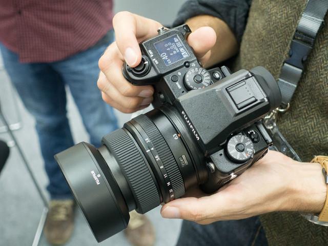 拍照超惊艳 富士GFX50s中画幅相机促销