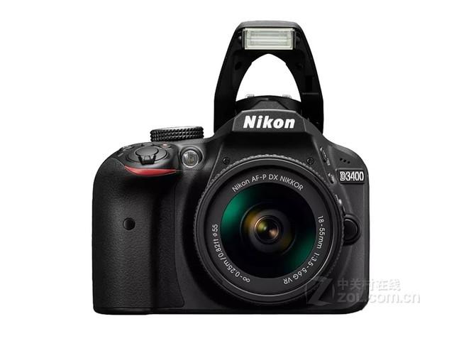 尼康D3400套机(18-55mm VR) 促销2699元