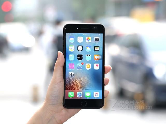 苹果7plus双镜头效果如单反武汉4880元