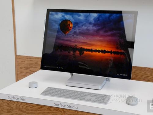 微软Surface Studio一体电脑郑州到货