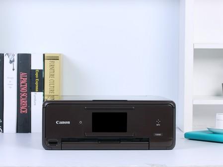 多种方式无线打印 佳能TS8080东莞促销