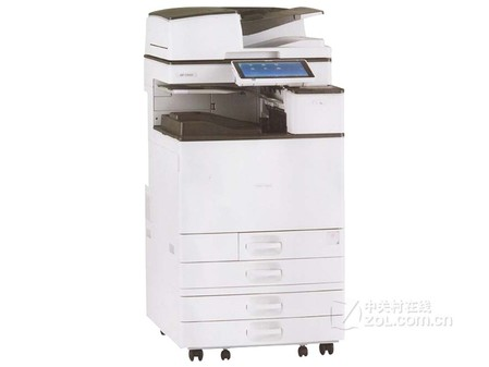 高速彩色复印机 理光C6004SP重庆促销