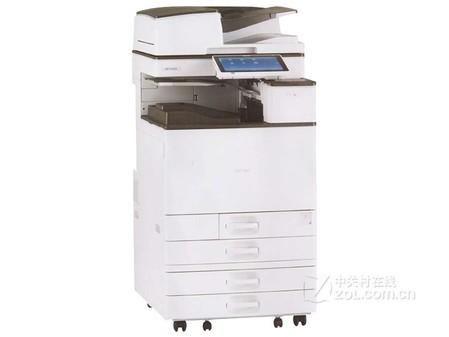 大尺寸彩色液晶触摸屏 理光C4504SP复印机