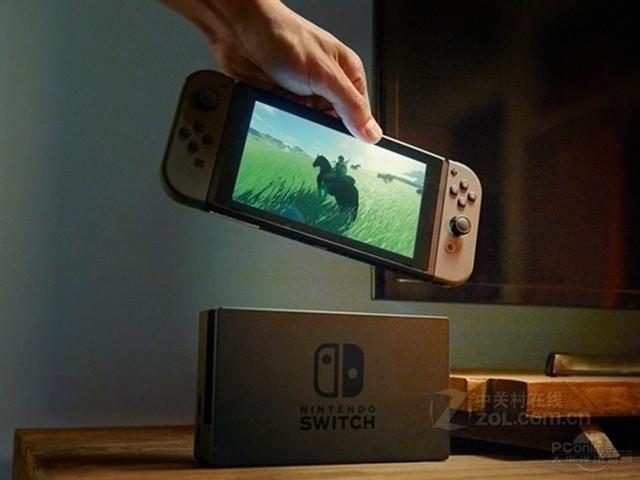 任天堂Switch 电玩地带现货售价3300元