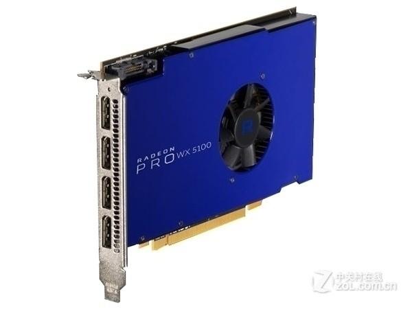 AMD Radeon Pro WX 5100 8GB天津仅2399