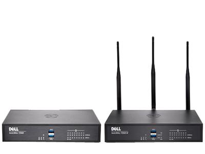 安全可靠  DELL SONICWALL TZ400仅6600