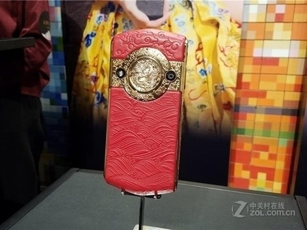 8848手机故宫贺岁版 新疆售价19999元