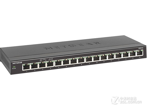 千兆以太网 NETGEAR GS316交换机促销