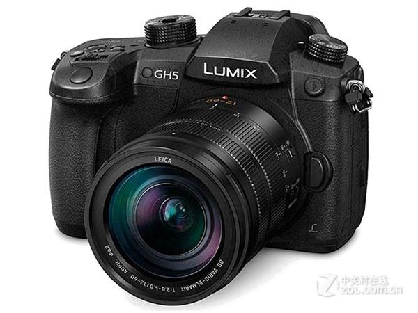 旗舰级相机 松下GH5(单机) 售价17900元
