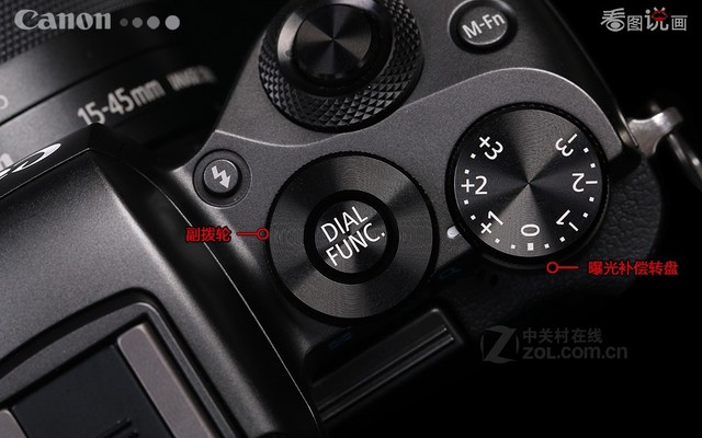 全像素 佳能EOS M5(单机) 售价6999元