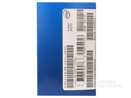 游戏PC必备 酷睿i5 7500太原装机推荐