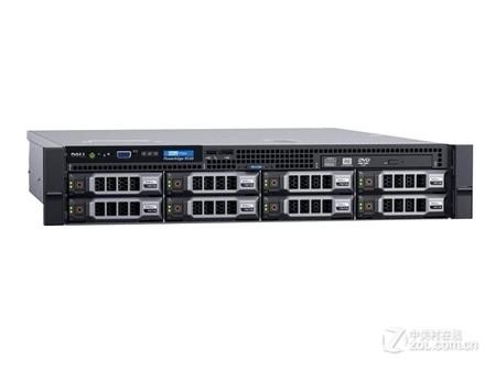 贵阳戴尔PowerEdge R530 机架式服务器(Xeon E5-2603v3/8G*1/600GB):9500元