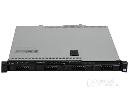 高性价比 戴尔PowerEdge R230售6500元
